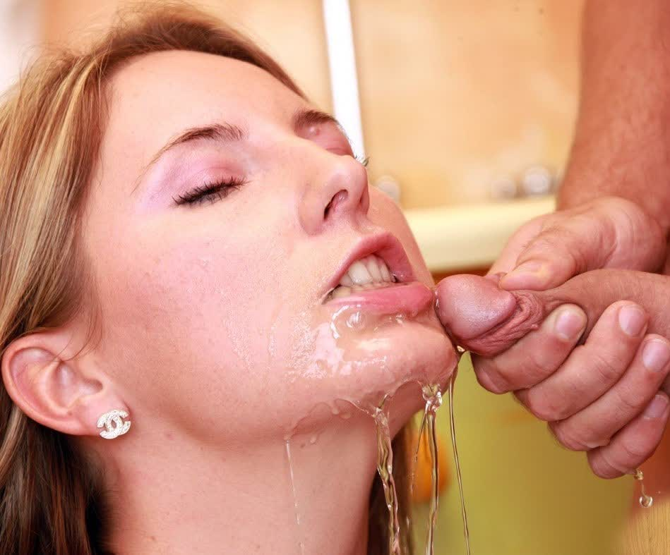 Pinned Down And Mussed Up Facial Fun Luscious